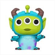 Pixar - Alien Remix Sulley Pop! Vinyl | Pop Vinyl