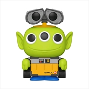 Pixar - Alien Remix Wall-E Pop! Vinyl | Pop Vinyl