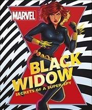 Marvel Black Widow   Hardback Book