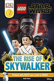 LEGO Star Wars The Rise of Skywalker | Hardback Book