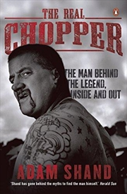 The Real Chopper | Paperback Book
