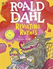 Revolting Rhymes | Paperback Book