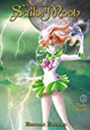 Sailor Moon Eternal Edition 4   Paperback Book