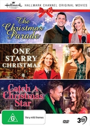 Hallmark Christmas - The Christmas Parade / One Starry Christmas / Catch A Christmas Star - Collecti | DVD
