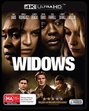 Widows | UHD | UHD