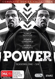 Power | Complete Series | DVD