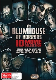 Blumhouse Of Horrors 10 Movie Collection Boxset | DVD