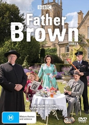 Father Brown - Series 8 | DVD