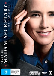 Madam Secretary - Season 1-6 | Complete Series | DVD