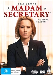 Madam Secretary - Season 6 | DVD