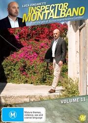 Inspector Montalbano - Vol 11 | DVD