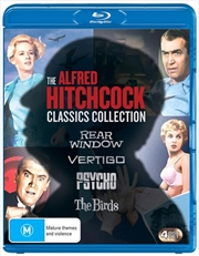 Alfred Hitchcock | Classics Collection, The | Blu-ray
