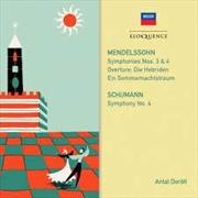 Mendelssohn / Schumann - Symphonies | CD