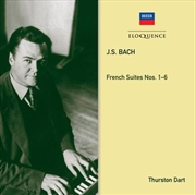 Bach - French Suites Nos. 1-6   CD