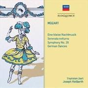 Mozart - Serenades   CD