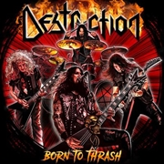 Born To Thrash - Live In Germany | CD