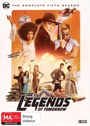 DC's Legends Of Tomorrow - Season 5 | DVD