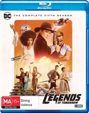 DC's Legends Of Tomorrow - Season 5 | Blu-ray
