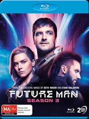 Future Man - Season 3 | Blu-ray
