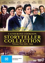 Catherine Cookson - Collection 1 | Storyteller 1979 -1995 | DVD