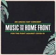 Music From The Home Front - Green/Yellow/White Coloured Vinyl | Vinyl