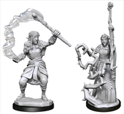 Dungeons & Dragons - Nolzur's Marvelous Unpainted Minis: Firbolg Druid Female | Games