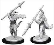 Dungeons & Dragons - Nolzur's Marvelous Unpainted Minis: Bearded Devils | Games