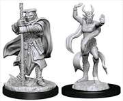 Dungeons & Dragons - Nolzur's Marvelous Unpainted Minis: Hobgoblin Devastator & Iron Shadow | Games