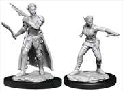Dungeons & Dragons - Nolzur's Marvelous Unpainted Minis: Shifter Rogue Female | Games