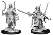 Dungeons & Dragons - Nolzur's Marvelous Unpainted Minis: Human Ranger Male | Games