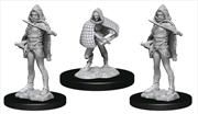 Dungeons & Dragons - Nolzur's Marvelous Unpainted Minis: Darkling Elder & Darklings | Games
