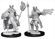Dungeons & Dragons - Nolzur's Marvelous Unpainted Minis: Multiclass Cleric Wizard Male | Games