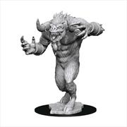 Dungeons & Dragons - Nolzur's Marvelous Unpainted Minis: Goristro | Games