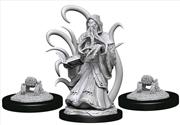 Dungeons & Dragons - Nolzur's Marvelous Unpainted Minis: Alhoon & Intellect Devourers | Games
