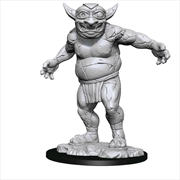 Dungeons & Dragons - Nolzur's Marvelous Unpainted Minis: Eidolon Posessed Sacred Statue | Games