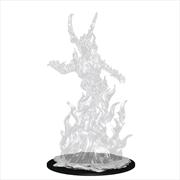 Pathfinder - Deep Cuts Unpainted Miniatures: Huge Fire Elemental Lord | Games