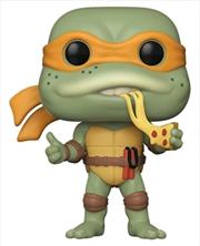 Teenage Mutant Ninja Turtles - Michelangelo Retro Pop! Vinyl | Pop Vinyl