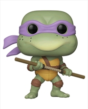 Teenage Mutant Ninja Turtles - Donatello Retro Pop! Vinyl | Pop Vinyl