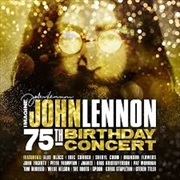 Imagine: John Lennon 75Th Birthday Concert | CD