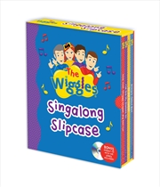 Wiggles: Singalong Slipcase - Includes 4 Wiggly Lift-the-Flap Song Books | Hardback Book