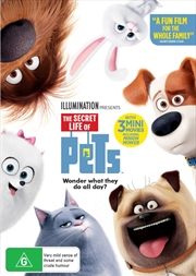 Secret Life Of Pets, The | DVD