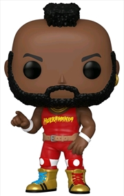 WWE: NWSS - Mr T Pop! Vinyl | Pop Vinyl