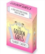 Golden Girls Tarot Cards | Merchandise