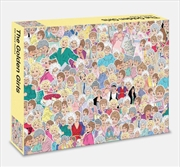 Golden Girls - 500 Piece Jigsaw Puzzle | Merchandise