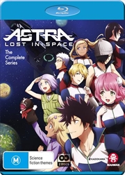 Astra Lost In Space | Complete Series | Blu-ray