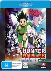 Hunter X Hunter - Part 2 - Eps 27-58 | Blu-ray