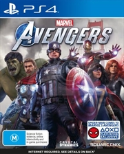 Marvels Avengers | PlayStation 4
