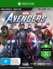 Marvels Avengers | XBox One