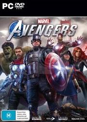 Marvels Avengers | PC