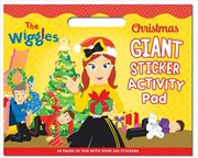 Giant Christmas Activity Pad - The Wiggles | Colouring Book